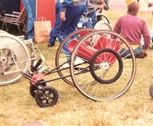 Photo: Illustrative image for the 'Sports Wheelchairs in the 1980s' page